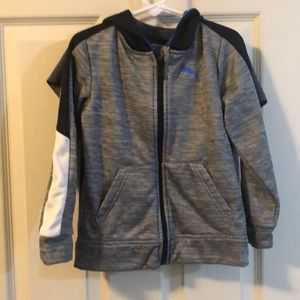 Size 5 puma jacket